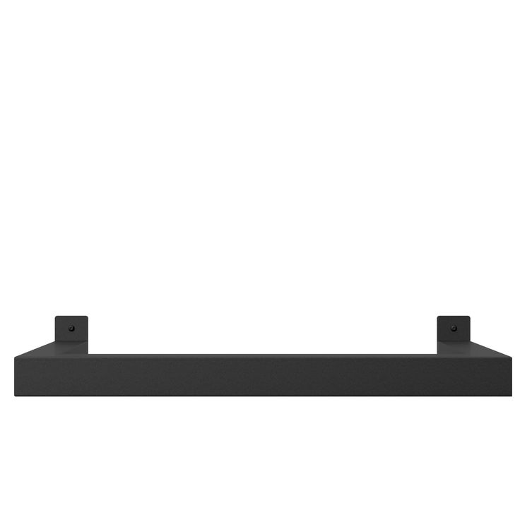 Jetzt bei Desigano.com HangSys S Wandregalsystem Aufbewahrung, Wandregale, Garderoben von NICHBA-DESIGN ab Euro 109,00 € HangSys ist ein elegantes Wandregalsystem, das für MagHang und MagHook von Nichba-Design verwendet werden kann. Das System ist in drei verschiedenen Größen erhältlich: Small, Medium & Large. Es ist einfach mit zwei Schrauben montiert.  Technische Daten: HangSys besteht aus pulverbeschichteten 35 × 35 mm Stahlrohren.  Farbe: Schwarze feine Struktur  Größentabelle und empfoh