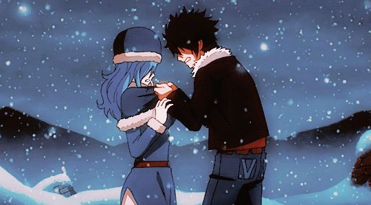 Gruvia || Fairy Tail