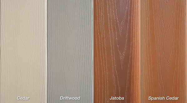Fiberon Outdoor Flooring PVC Decking - Colors | Excellent ...