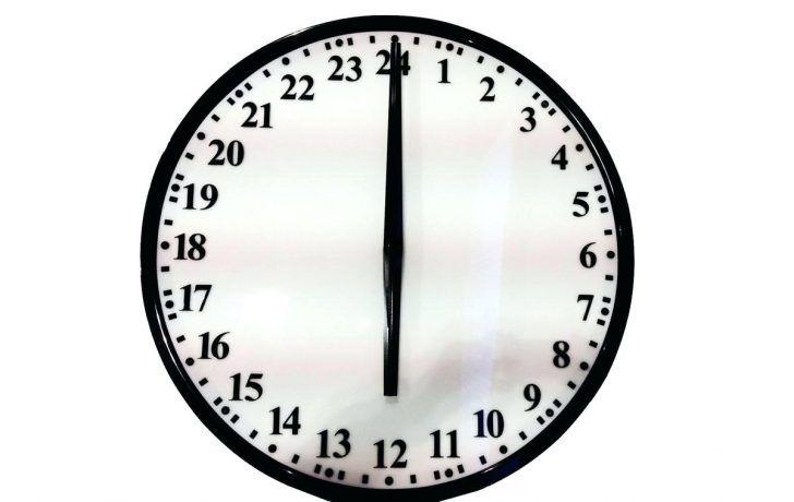 Exterior Wall Clock 24 Hour Clock Clipart Image Galleries Imagekb Com Vintage Looking Wall Clock