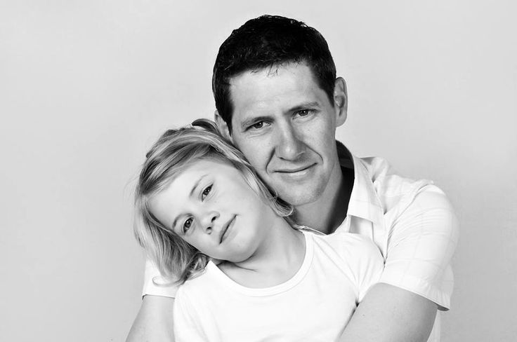 Father and daughter´s portrait, from PT´s Foto Fun