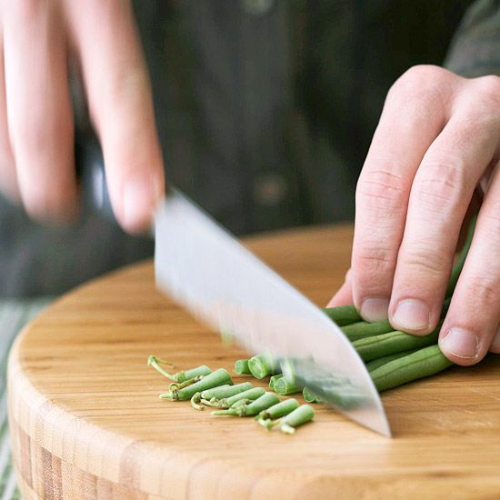 Freeze fresh green beans from your garden or the farmer's market to enjoy them all year long. We take you from blanching green beans to freezing them. Time to start preserving!