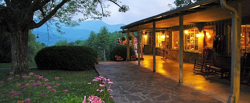 Best Bed And Breakfast In Bryson City Nc