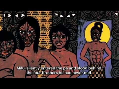 ▶ How Maui found his Mother - By Peter Gossage - YouTube