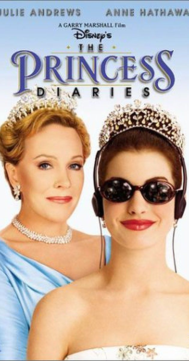 Directed by Garry Marshall.  With Julie Andrews, Anne Hathaway, Hector Elizondo, Heather Matarazzo. Mia Thermopolis has just found out that she is the heir apparent to the throne of Genovia. With her friends Lilly and Michael Moscovitz in tow, she tries to navigate through the rest of her 16th year.