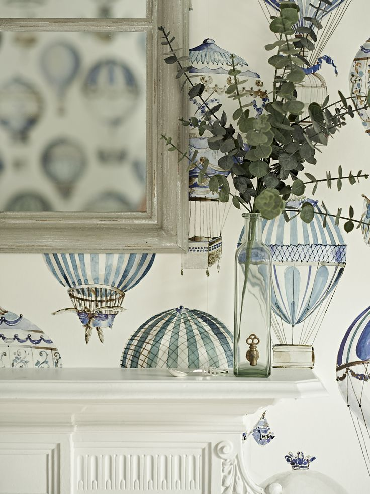 Lily Paulson-Ellis Designs   Nursery