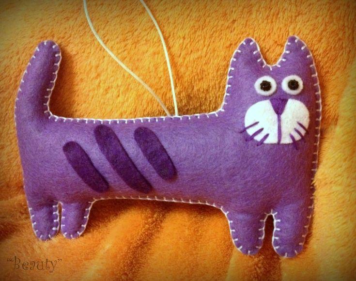 Подвеска-кот