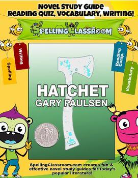 Hatchet gary paulsen book pdf