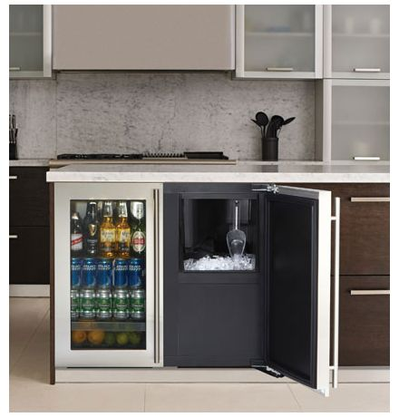Elegant Bar Refrigerator Under Counter