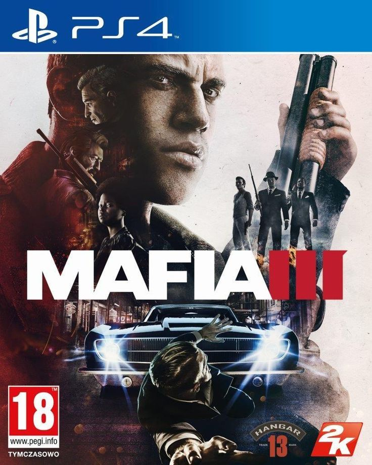 Gra Mafia 3 (PS4)