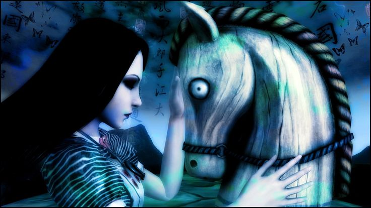 Tell me about your Wonderland Alice Madness Returns