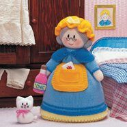 Knitting Pattern For Upside Down Cinderella Doll : Knitted Ridding Red Hood Grandma pattern Knitted toys Pinterest Mothers...