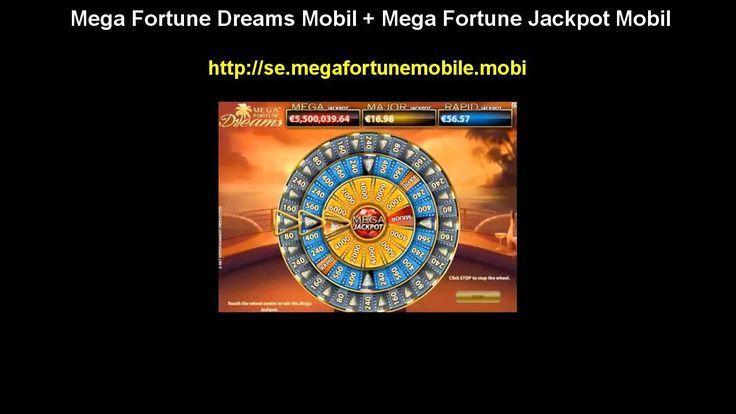 http://se.megafortunemobile.mobi - Mega Fortune Dreams jackpot spel är fundamentalt designat som det ursprungliga Mega Fortune spelet, men de skiljande funktionerna är de olika teman. Den gamla versionen skryter om lyxvaror och fokuset är på de lyxvaror som nu kan köpas efter att ha vunnit jackpotten. Det ursprungliga Mega Fortune jackpot slot stimulerar dina fantasier om dyra klockor, designer väskor, diamanter och rubiner.