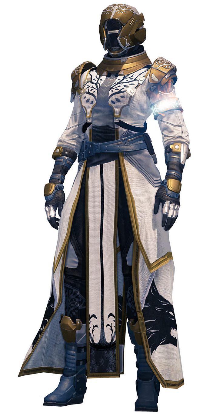 Warlock, Iron Banner