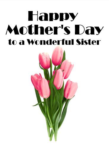 10 best Mother's Day Cards for Sister images on Pinterest ...