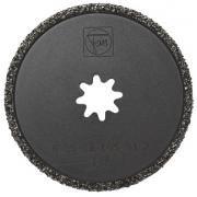 cement-tegeltjes snijden: Fein Multimaster Diamant Sägeblatt 63mm 63502105012 45,30 EUR