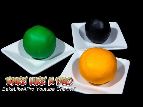 How to color fondant. In this video I'll show you how easy it is to take a white fondant and color it.  Please subscribe, like and share if you can, I do appreciate it.