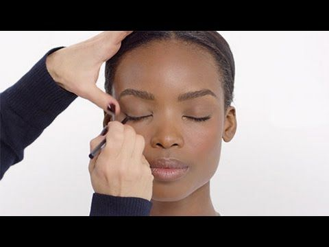 How to Apply Makeup for Women of Color : How to Apply Bronzer to African American Skin - YouTube