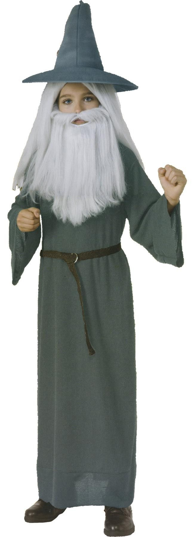Hobbit Gandalf Child Large