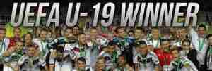 terkini Tundukkan Portugal, Jerman U-19 Juara Eropa