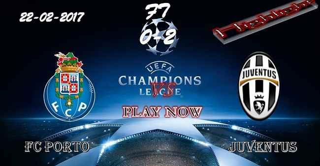 VIDEO FC Porto 0 - 2 Juventus HIGHLIGHTS 22.02.2017 | PPsoccer