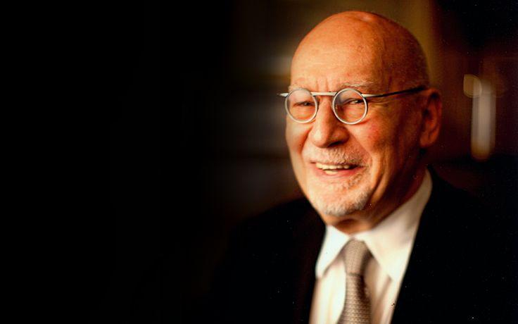 George Lois, Creative Director. Blog post: http://tedxth.es/Lois-blog (GR)