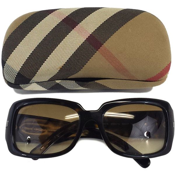 Pre-owned Burberry Tortoiseshell Sunglasses ($89) ❤ liked on Polyvore featuring accessories, eyewear, sunglasses, burberry glasses, tortoise sunglasses, tortoise shell glasses, burberry and tortoiseshell glasses