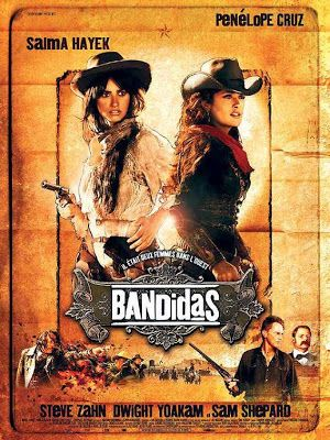Bandidas (2006) - While Bandidas is quite corny, and poorly written, it harkens back to the style of western that made The Adventures of Brisco County Jr. and Shanghai Noon quite popular.