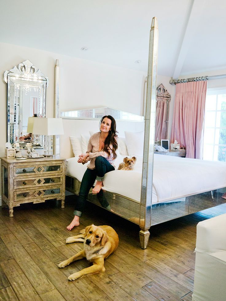 Home Tour: Kyle Richards - Real Housewives of Beverly Hills — The Decorist