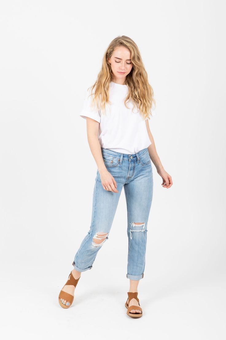 Levi's: 501 Taper Jeans in Buena Noche | Tapered jeans