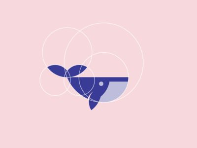 Whale - circles