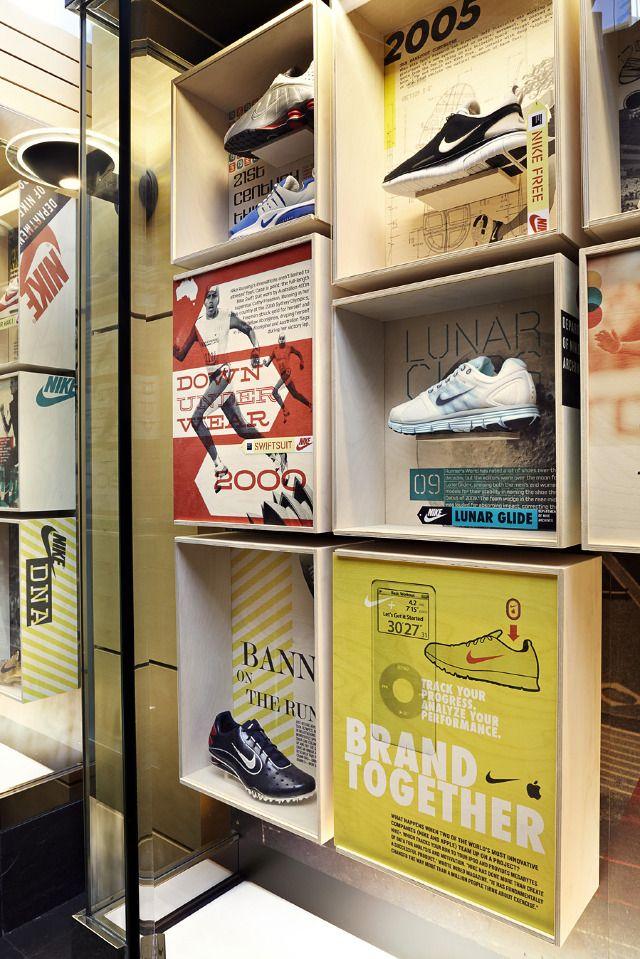 footwear retail store design - Google 검색