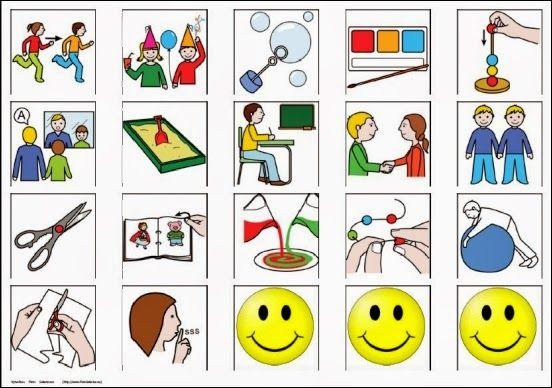 Set piktogramů - aktivity do školky – (Mujblog.info v3.1)