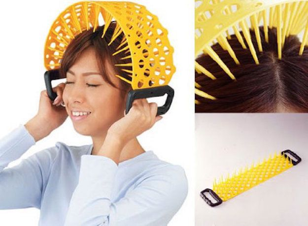 This next-level head scratcher. | 28 Massage Products That Are Better Than A Significant Other
