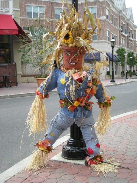 scarecrows contest - Google Search | Halloween | Pinterest ...