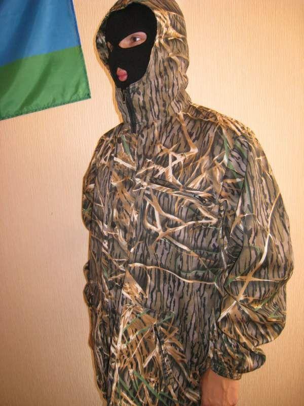Костюм охотника зимний 5 (камыш) Остатки