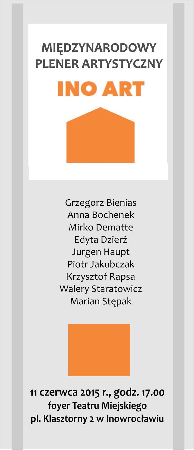 INO-ART - wystaw z okazjii Dni Inowrocławia.