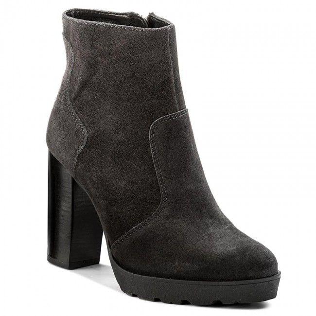 Členková obuv LASOCKI - 70851-02 Sivá
