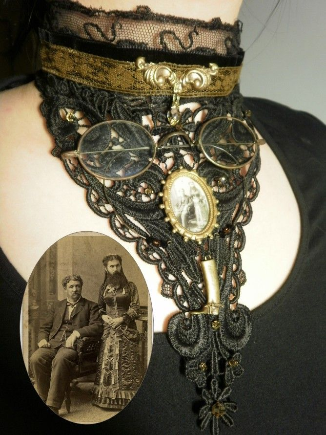 steampunk chocker