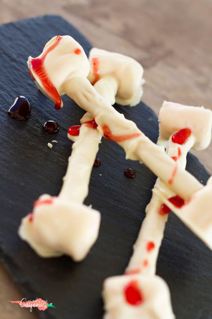 Halloween bones recipe