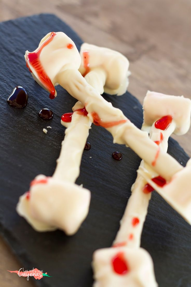 Halloween bones recipe