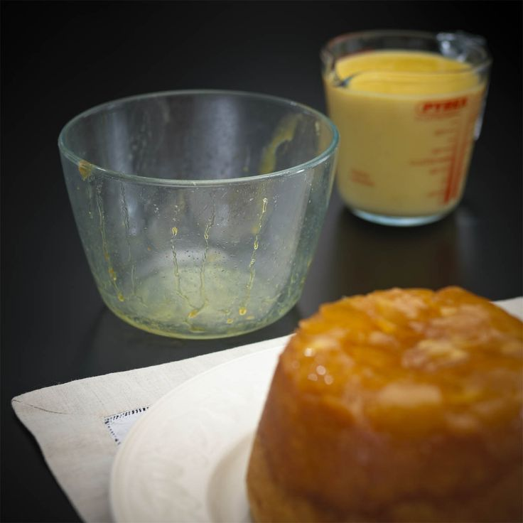 Ginger Syrup Pudding