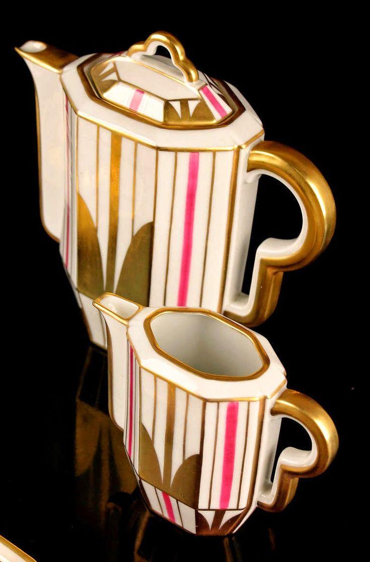 Art Deco Limoges Porcelain : June 2014