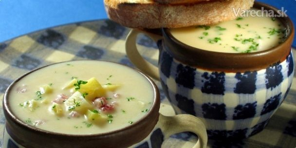 Zagorská zemiaková polievka