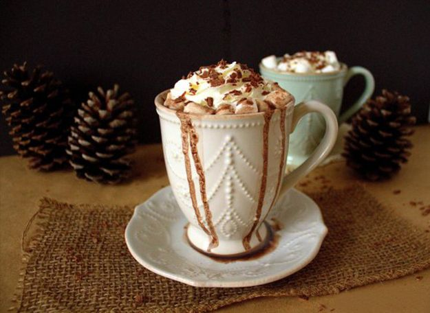French Vanilla Hot Chocolate   21 Hot Chocolate Recipes You'll Need To Survive This Winter