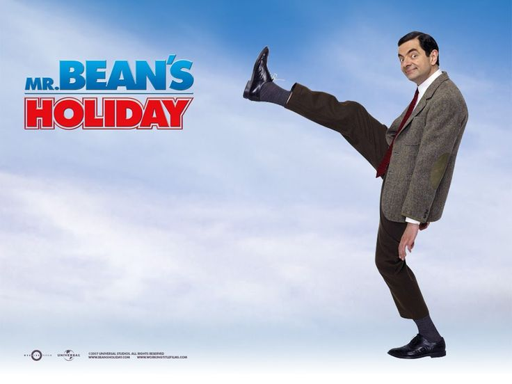As férias de Mr. bean filme completo dublado   Filmes de comédia 2007