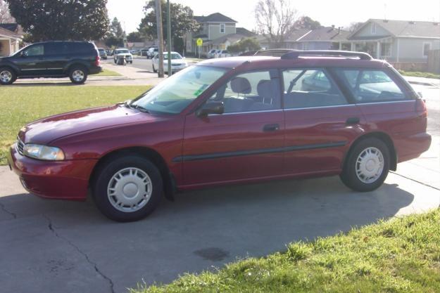 Subaru Legacy Brighton Wagon
