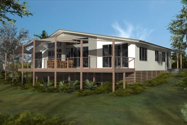 The Valencia house plan. www.nusteel.com.au or 1800 809 331