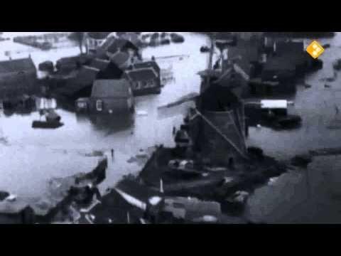 Het Klokhuis maakt Geschiedenis: Watersnoodramp