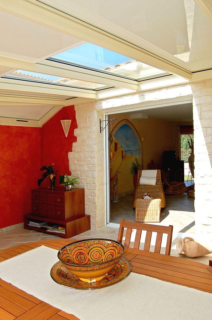 #veranda #conceptalu gamme #ARMONIA - #soleil #lumisol
